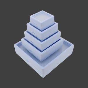 Plastic Gem Display Boxes