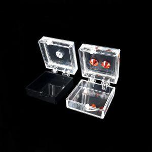 Resin Gel Coated Boxes - Diamonds & Gemstones
